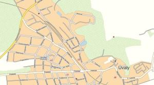 mapa vysílače LTE mobil internet
