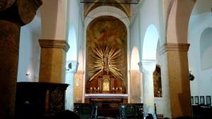 kostel Tismice