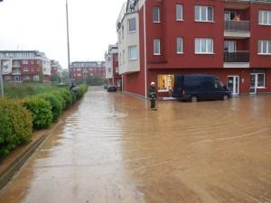 záplava Slovany 2013