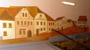 Český Brod, podchod