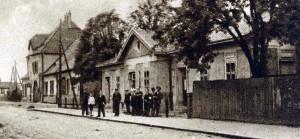 staré nádraží Úvaly