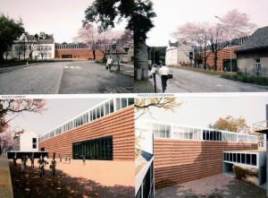 Základní škola Úvaly - projekt dostavby