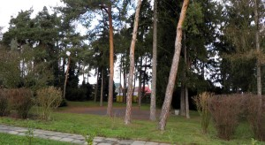 hřiště v parku Josefa Nachlingera