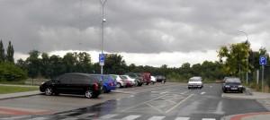 parkoviště Český Brod