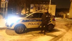 Policie Úvaly