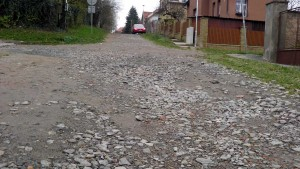 ulice Úvaly