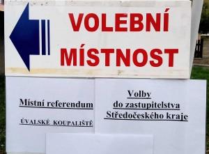 Referendum Úvaly 2016
