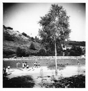 koupaliště, 1942