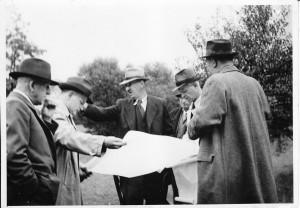 koupaliště, 1940 (archiv Brokešovi)