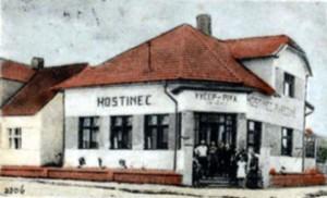 hospoda v Pařezině