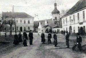 U Českého lva, Úvaly