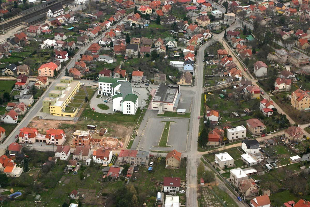 Bramborové náměstí